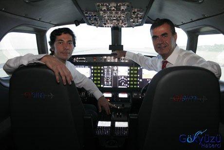 Atlasjet Kendi Pilotunu Yetiştiriyor
