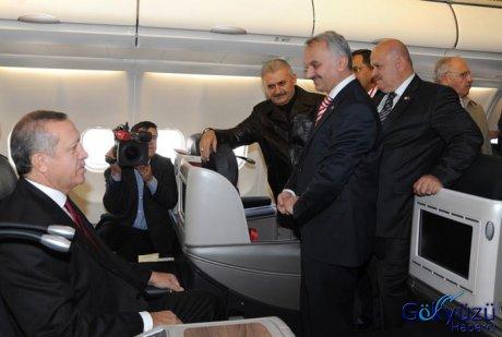 Erdoğan Kotil e yükselmeye devam