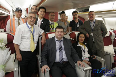 Urumçiden Atatürk Havalimanına Direk Seferler Başladı.