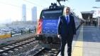 Bakan Karaismailoğlu: İlk ihracat trenimizin Çin'de