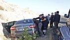 Bakan Karaismailoğlu'nun konvoyunda kaza