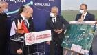 Edirne'den Gaziantep'e hızlı tren(video)