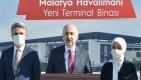 Malatya Havalimanına yeni terminal binası(video)