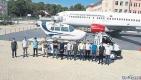 Staj için CESNA 337A tipi uçak getirildi