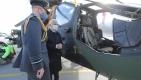 Temel Kotil,RAF Komutanı'na çalışmalar hakkında bilgi verdi