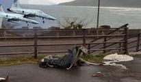 1 pilot ölü ilan edildi, diğer pilot hala kayıp