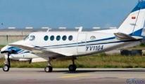 King Air tipi uçak düştü, altın taşıyor iddiası!