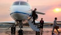 Türkiye'de 110 Patronun Özel Uçağı Var