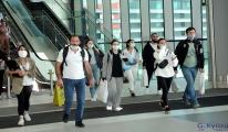 17 Günde 27 bin Rus yolcu,İstanbul Havalimanı'nı kullandı
