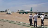 171 vatandaş özel uçakla Adana'ya getirildi