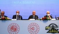 19 bin 500 karayolu işçisinin toplu iş sözleşmesi imzalandı