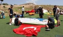 19 Mayıs coşkusu, Pamukkale semalarına taşındı