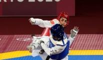 2020 Tokyo Olimpiyat Oyunları'nda ikinci madalya geldi