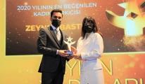 2020 'Yılın Yıldızları Ödülleri' sahiplerini buldu(video)
