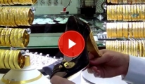 23 Bin Liralık Altın Ayakkabı