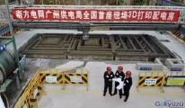 3 Boyutlu Yazıcı Teknolojisi Çin'de Faaliyete Geçti