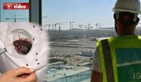 3. Havalimanı İşçileri İçin Tahtakurusu Kampı vide