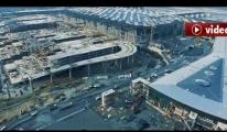 3. Havalimanı 18 Şubat 2018 yeni görüntü