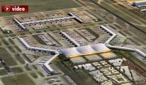 3. Havalimanı 2028'de Dünyanın en büyük havalimanı olacak