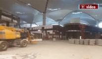 3. Havalimanı açılışa doğru 1 Eylül Son hali!video