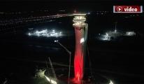 Lale Kule'nin yüzde 97'si tamamlandı!video