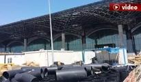 3. Havalimanı açılışına 137 gün kaldı!video