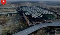 3. Havalimanı Ana Terminal Binası Bitmek Üzeri