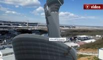 3. Havalimanı Atatürk Havalimanı'ndan daha küçük!video
