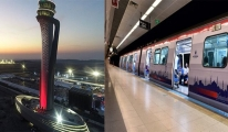 3. Havalimanı'dan Sabiha Gökçen trenle 45 dakika!