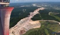 3. Havalimanı için 13 milyon ağaç kesilmiş hayırlı olsun!
