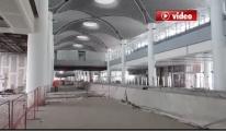 3. Havalimanı'ndaki inşaat dolu dizgin! video
