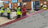 3. Havalimanı'nda ilk uçuş Paris! video