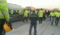 3.  Havalimanı'nda işçilere '1 Mayıs' tehdidi