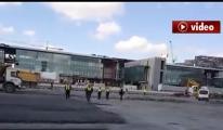3. Havalimanı'nda son durum  video