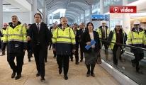 3. Havalimanı'nın dörtte üçü tamamlandı video