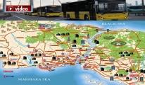 3. Havalimanı otobüs güzergahları belirlendi!video