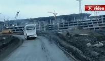 3. Havalimanı Otopark Görüntüleri!video