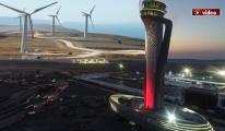 3. Havalimanı rüzgar türbini tehdidinde!video