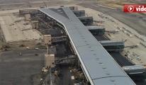 3. Havalimanı Son Hali Havadan Görüntülendi!video