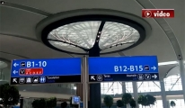 3. Havalimanı terminali %90,5'i bitti!! video