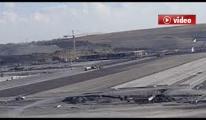 3. Havalimanı Uçak Pistleri Son Durum! (11 Ekim 2017)