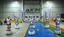 3. Havalimanı yazılımını robotumuza yükledik