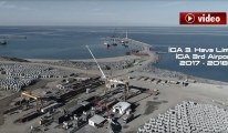 3. Havalimanı Zemini Zayıf Çıktı,Liman Uzatıldı ! video