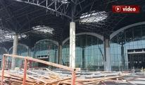 3. Havalimanı'na ilk uçak 15 Mayıs'ta inecek!video