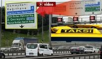 3. Havalimanı'na otoban ve  taksi  ne kadar tutacak? video