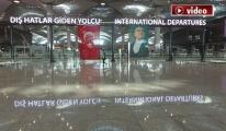 3. Havalimanı'nda 1 cami 44 mescit olacak!video