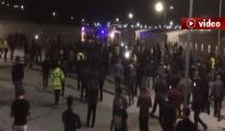 3. havalimanında işçilerin talepleri kabul edildi!video