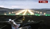 3. Havalimanı'nda martılar kovalandı!video