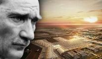 3. Havalimanı'nın ismi 'Atatürk' olsun!