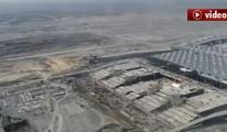3. Havalimanının yüzde 85'i tamamlandı! video